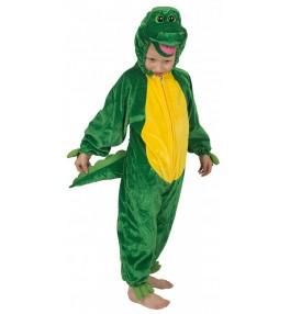 Lastekostüüm Krokodill 104 cm