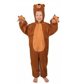 Lastekostüüm Karu ( 128 cm )