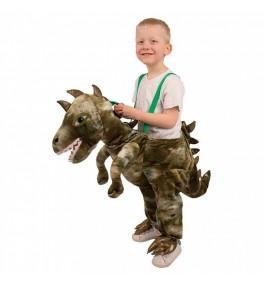 Lastekostüüm Draakon