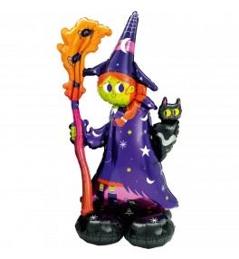 AirLoonz Scary Witch 139 cm
