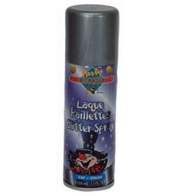 Spray glitter silver 125ml