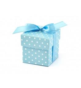 Kingituskarp 'dots blue'...