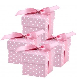 Kingituskarp 'dots pink'...
