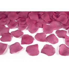 Rose petals in a bag