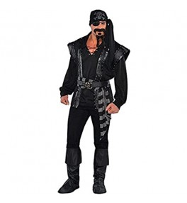 Kostüüm Dark Sea Scoundrel M/L