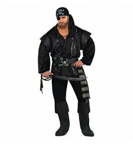 Kostüüm Dark Sea Scoundrel XXL