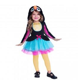Lastekostüüm 'Toucan' 6-8a