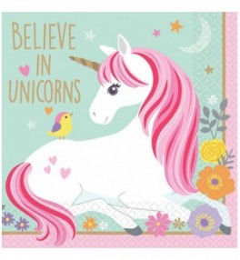 Salvrätikud Magical Unicorn...