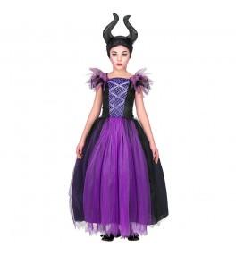 Lastekostüüm Maleficenta...