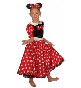 Lastekostüüm Minnie (128 cm )