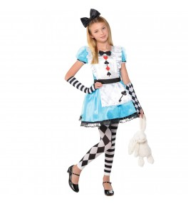 Lastekostüüm 'Alice' 3-4a...
