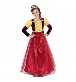 Lastekostüüm princess 5-7a...