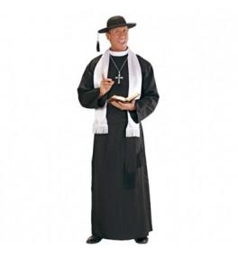 Kostüüm Preester XL (rüü, vöö)