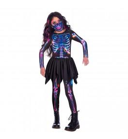 Lastekostüüm Skeleton Girl...