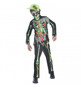 Lastekostüüm 'Toxic Zombie...