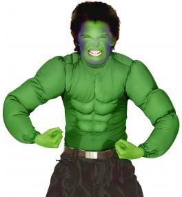 Lastekostüüm Hulk 158 cm