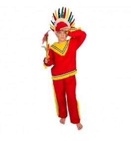 Lastekostüüm indiaanlane...
