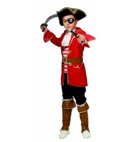 Lastekostüüm piraat (116 cm)