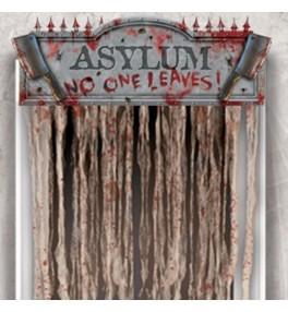 Door Curtain Sinister...