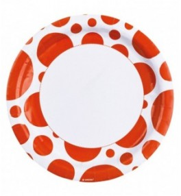 Taldrik 23,00cm (Orange...