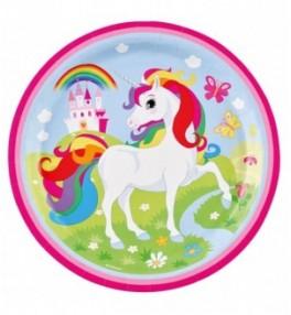 Taldrik 23,00cm Unicorn,...