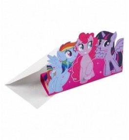 Kutsed 'My Little Pony',...