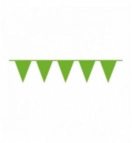Pennant Banner Kiwi Green 10 m