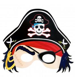 Mask Pirate 21,6 * 22,8cm