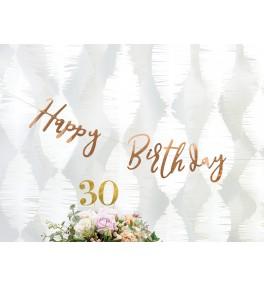 Banner Happy Birthday...