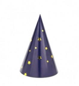 Peomütsid Stars 11cm 6tk