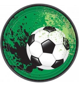 Taldrik 17,7cm Soccer Goal...