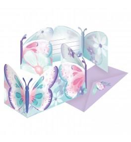 Kutse 'Butterfly/Flutter',...