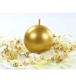 Küünal met.Gold 6cm