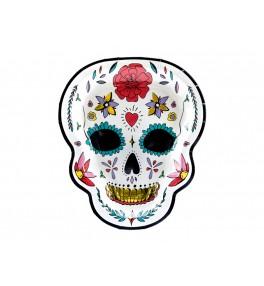 Plates Dia de los Muertos...