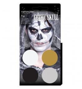 Aqua Kit Gothic/Skull (4 x...