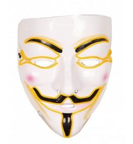 Mask Anonyme LED