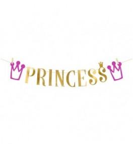 Banner Princess, 13,5 x 90 cm