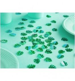 Konfetti 'Green leafs' 15 g
