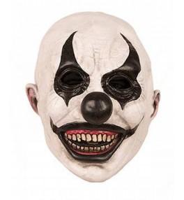 Mask Clown black/white