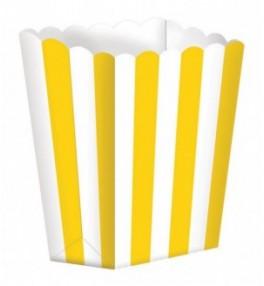 Popcorni topsid kollased...