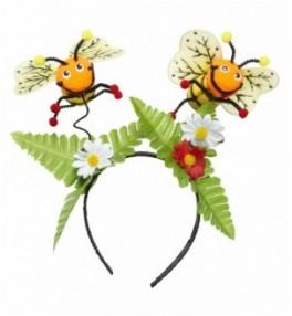 Peavõru (mesilane lilledega)