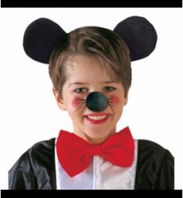 Peavõru (hiirekõrvad)